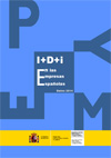 I+D+i en las empresas españolas. Datos 2014